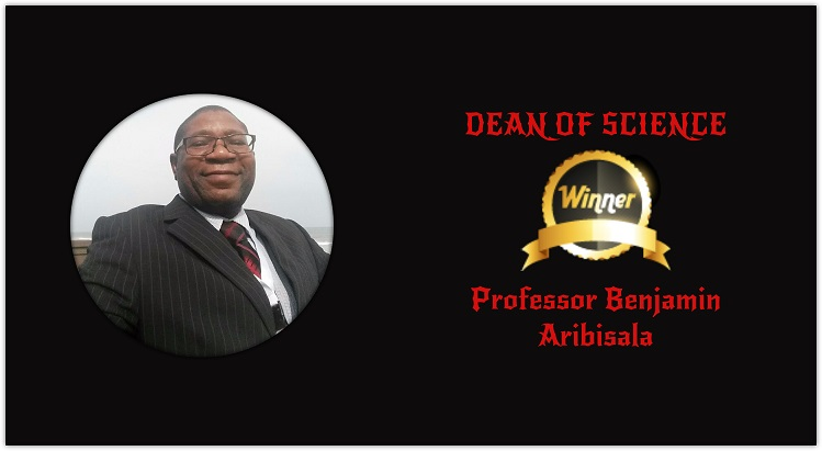 Prof. Aribisala emerges as new Dean of Science